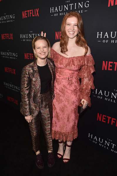 Netflix's 'The Haunting of Hill House' Season 1 Premiere - Red Carpet