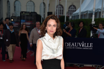 Anne Berest 'The Hundred Foot Journey' Premiere - 40th Deauville American Film Festival