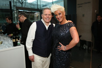 Anne Burrell Discovery Upfront 2018 - NYC