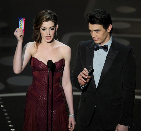 Anne Hathaway James Franco: Anne Hathaway Photos Photos