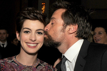 Anne Hathaway Hugh Jackman 65th Annual Directors Guild Of America Awards - Cocktail Reception