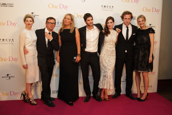 """One Day"" European Film Premiere - Inside Arrivals"
