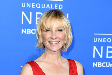 Anne Heche NBC's 'NBCUniversal Upfront' - Arrivals