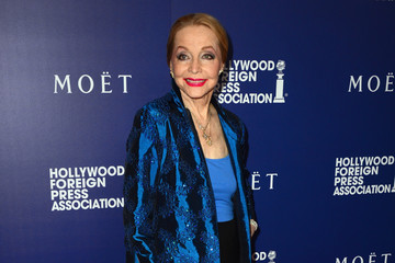 Anne Jeffreys Hollywood Foreign Press Association's Grants Banquet — Part 3