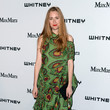 Anne Koch Celebs at the Whitney Museum Annual Art Party