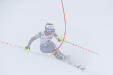 Anne-Sophie Barthet Audi FIS Alpine Ski World Cup - Women's Combined