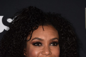 Annie Ilonzeh Premiere Of USA Network's 'Unsolved: The Murders Of Tupac And The Notorious B.I.G.' - Arrivals