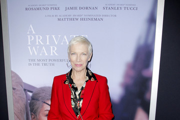 "Annie Lennox Aviron Pictures' Los Angeles Premiere Of ""A Private War"" - Red Carpet"