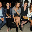 Annina Mislin MBFW: Front Row at Band of Outsiders