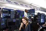 Cindy Crawford attends the Annual Charity Day Hosted By Cantor Fitzgerald, BGC and GFI on September 11, 2019 in New York City.