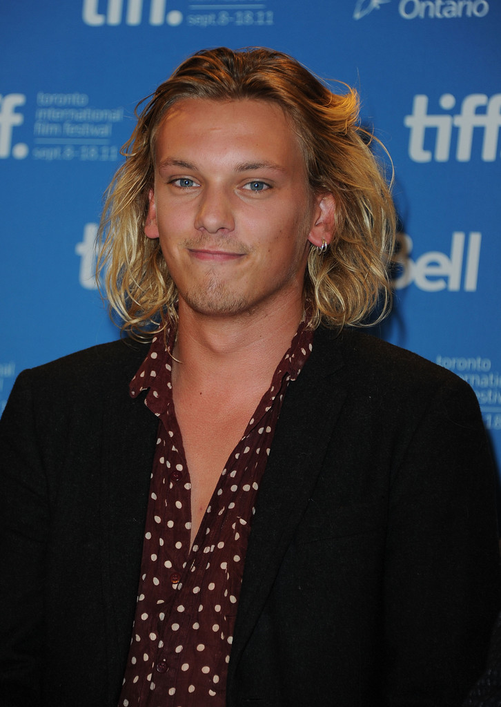 "Jamie Campbell Bower in ""Anonymous"" Press Conference ..."