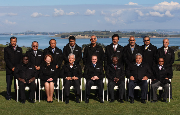 42nd Pacific Islands Forum Takes Place In Auckland - Day 3