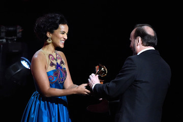 Anoushka Shankar The 58th GRAMMY Awards - Premiere Ceremony