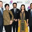 Anoushka Shankar Press Launch For The UK India Year Of Culture At The BFI SouthbanK