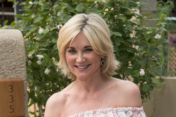 Anthea Turner Chelsea Flower Show 2018 - Press Day