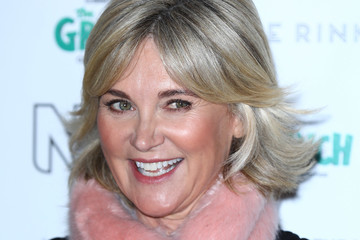 Anthea Turner Natural History Museum Ice Rink VIP Launch Night - Photocall
