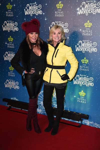 Anthea Turner and Lizzie Cundy Photos - 1 of 3
