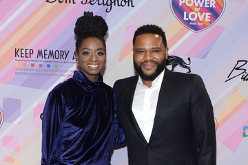 Anthony Anderson Alvina Stewart 23rd Annual Keep Memory Alive Power Of Love Gala - Red Carpet