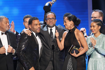 Anthony Anderson Tracee Ellis Ross 48th NAACP Image Awards -  Show