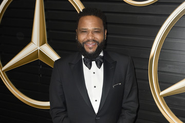 Anthony Anderson 2020 Mercedes-Benz Annual Academy Viewing Party