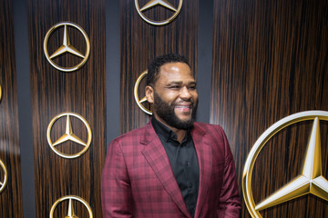 Anthony Anderson Mercedes-Benz USA's Oscars Viewing Party - Arrivals