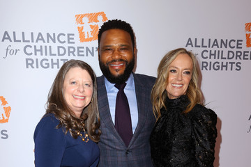 Anthony Anderson The Alliance For Children's Rights 28th Annual Dinner Honoring Karey Burke And Susan Saltz - Arrivals