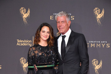 Anthony Bourdain 2017 Creative Arts Emmy Awards - Day 1 - Arrivals