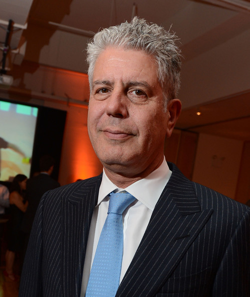 Anthony Bourdain Pictures
