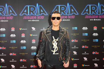 Anthony Callea 31st Annual ARIA Awards 2017 - Arrivals