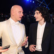 Anthony Carrigan 26th Annual Screen ActorsGuild Awards - Inside