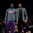 Anthony Davis Golden State Warriors vs Los Angeles Lakers