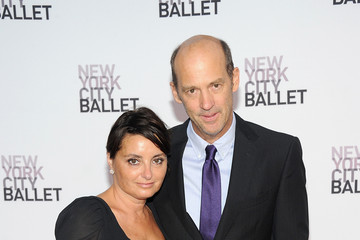 Anthony Edwards with cool, beautiful, Wife  Jeanine Lobell