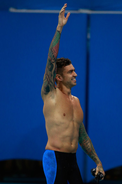 Anthony Ervin Photos - 14 of 177