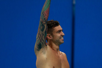 Anthony Ervin Swimming - Olympics: Day 7