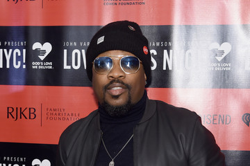 Anthony Hamilton The SecondAnnual LOVEROCKS NYC! A Benefit Concert for God's Love We Deliver - Red Carpet