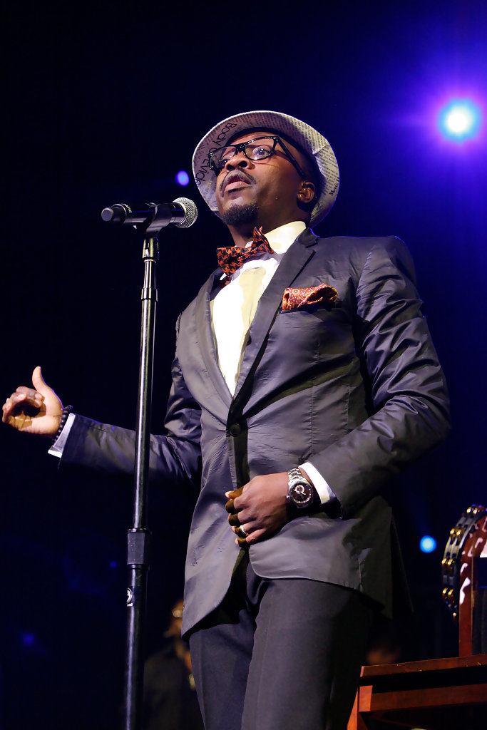 Anthony Hamilton @ Celebrity Theatre - Phoenix, AZ