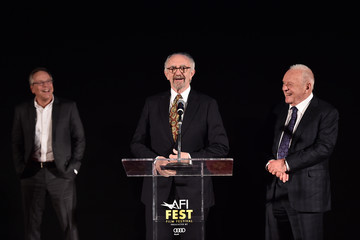 Anthony Hopkins Jonathan Pryce AFI FEST 2019 Presented By Audi – 'The Two Popes' Premiere – Red Carpet