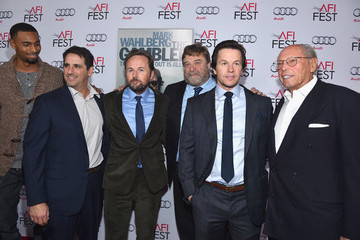 Anthony Kelley 'The Gambler' Premieres in Hollywood