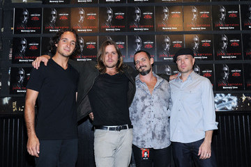 Anthony LoGerfo 'Lukas Nelson and Promise of the Real' in NYC