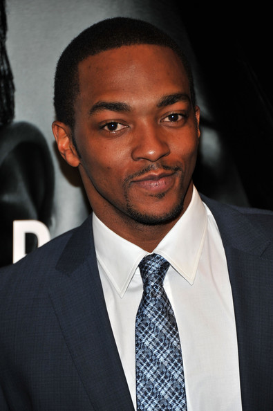 Anthony Mackie Actor Anthony Mackie attends the premiere of  quot The    Anthony Mackie