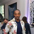 Anthony Mackie The Hollywood Reporter TIFF Studio Presented By St. Regis, MAC, And Martell