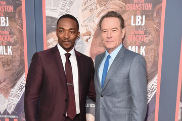Anthony Mackie Premiere of HBO's 'All the Way' - Arrivals