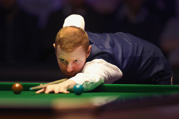 Anthony McGill The Dafabet Masters - Day Four