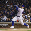 Anthony Rizzo Wild Card Game - Colorado Rockies v Chicago Cubs