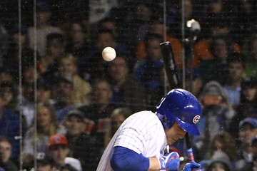 Anthony Rizzo San Francisco Giants v Chicago Cubs