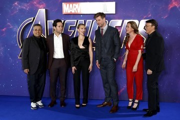 Anthony Russo Trinh Tran 'Avengers Endgame' UK Fan Event - Arrivals