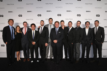 Anthony Shriver Arrivals at the GQ Gentlemen's Ball — Part 2