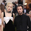Anthony Vaccarello The 2021 Met Gala Celebrating In America: A Lexicon Of Fashion - Arrivals