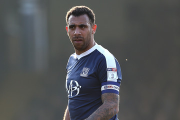 Anton Ferdinand Southend United v Northampton Town - Sky Bet League One