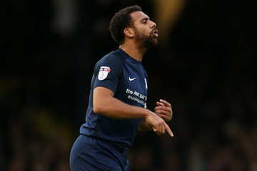 Anton Ferdinand Southend United v Shrewsbury Town - Sky Bet League One